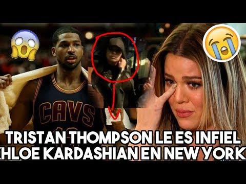 Novio de Khloe Kardashian LE ES INFIEL con 2 Mujeres en Una NOCHE
