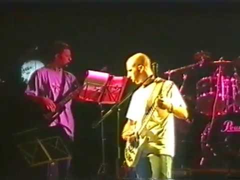 AREA 51 - 'Live at Piazza Caporali' (Castel Frentano 1998)