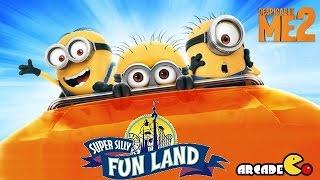 Despicable Me 2: Minion Rush Unlock Super Silly Fun land