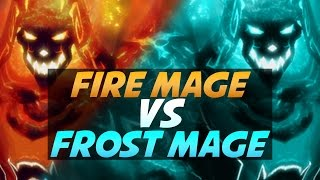 Is Fire Mage or Frost Mage Better? - World of Warcraft Legion