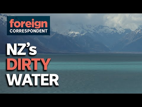 Behind New Zealand's '100% Pure' Image lies a Dirty Truth | Foreign Correspondent