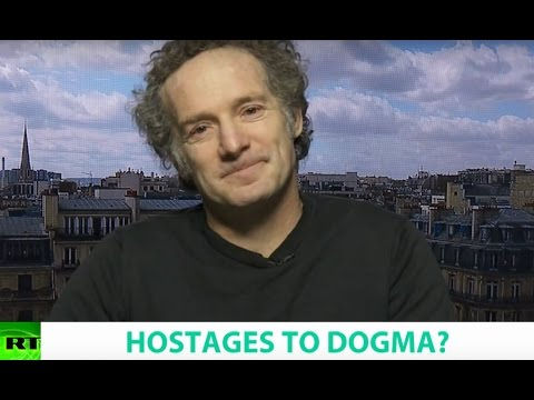 HOSTAGES TO DOGMA? Ft. Theo Padnos, Freelance Journalist
