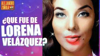 ¿ QUE FUE DE LORENA VELAZQUEZ ? Actriz de Cine Mexicano