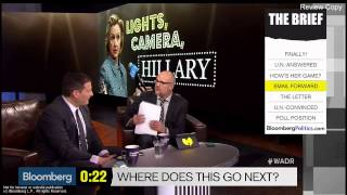 Video Heilemann: Big Headline From Clinton Press Conference is 'She Destroyed Thousands of Emails' download MP3, 3GP, MP4, WEBM, AVI, FLV April 2018