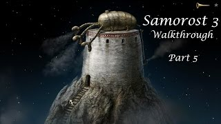 Samorost 3 Walkthrough - Part 5/5 - Whole game in 5 parts (Created by Amanita Design)