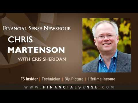 "Chris Martenson on ""Prosper!"", Looming Pension Crisis, and America's Crumbling Infrastructure"