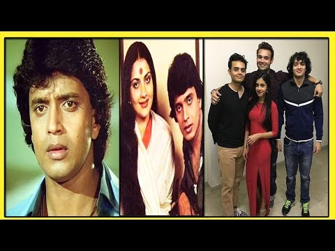 Звезда Болливуда Митхун Чакраборти Невероятно Талантливый Индийский Актер -