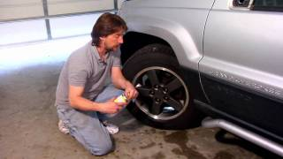 Auto Repair & Maintenance : Removing Rust From Hubcaps