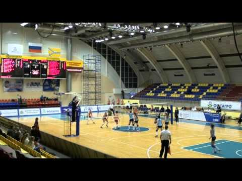 Classic volleyball RUSSIA League B 2016 Final games Angara (Irkutsk) - Altai (Barnaul)