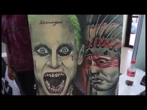Kemeriahan Bali Tattoo Expo 2018