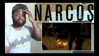Narcos REACTION - 1x1