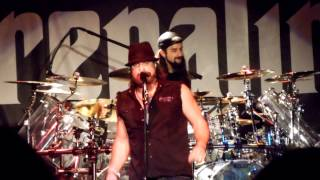 Adrenaline Mob - Romeo Delight  April 5 2013  Nashville
