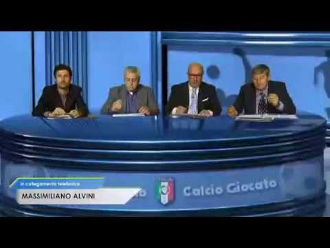 """Calcio Toscano Calcio Giocato"""" del 27/10/14 su TVL, canale 11 ideata da Maurizio Zini"""