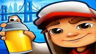 Subway Surfers New York Android Gameplay #1