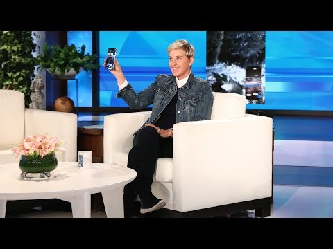 Ellen Talks About Catastrophic Mudslides in Her Neighborhood of Montecito