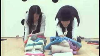 CM from UNIQLO. Channel dedicated to Kuroki Meisa; aiming at promot...