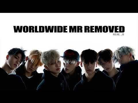 [iKON] WORLDWIDE 방방곡곡 MR 제거 (Acapella Ver.)