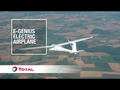 E-Genius: an electric battery powered airplane | Sustainable Energy