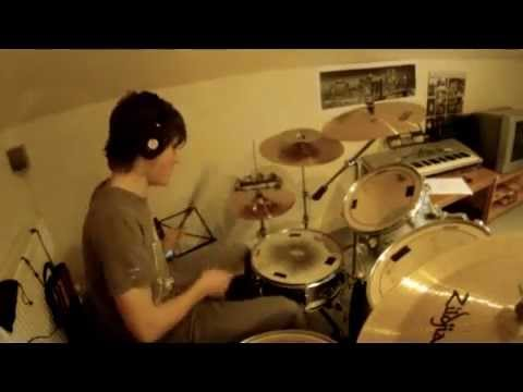 Vampire Weekend Mansard Roof Drum Cover Youtube