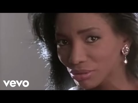 Stephanie Mills - (You're Puttin') A Rush On Me [Official Vi
