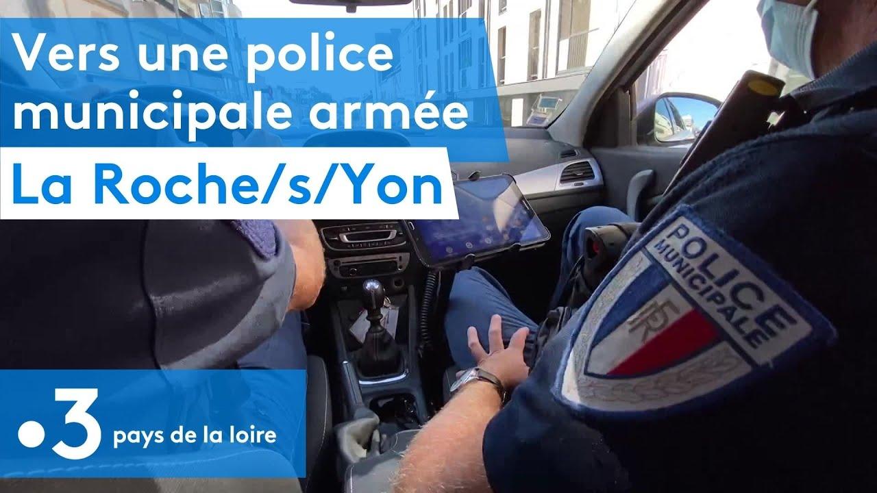 Download Vers une police municipale armée à La Roche-sur-Yon