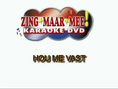 Volumia  - Hou me vast ( KARAOKE ) Lyrics