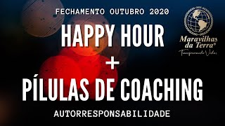 Happy Hour + Pílulas de Coaching Out/20 - Autorresponsabilidade