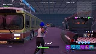 Fortnite Spieler mit Aimbot? no scope Duell