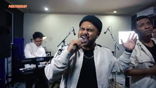 Rossa - Terlalu Cinta , Marcel - Takkan Terganti + Peri Cintaku (Medley Cover By Funky Monkey)