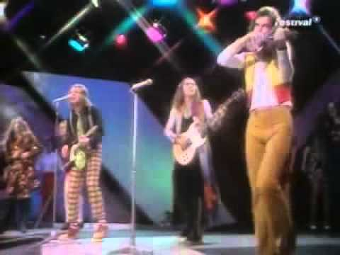 SLADE - Coz I Love You ( TOTP ) 1971