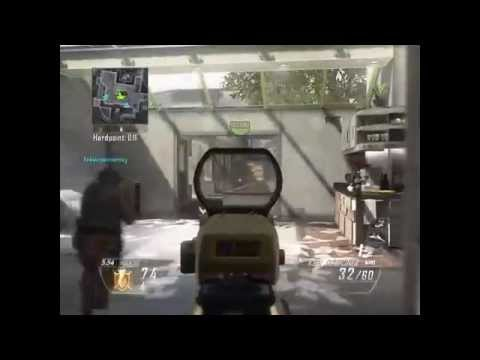 Black Ops 2 - League Play Clip #1 (Competitive Hardpoint Gameplay)