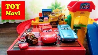 Cars 2 Toys Kids Car children vehicles for toddlers Toy Cars Park  Toys