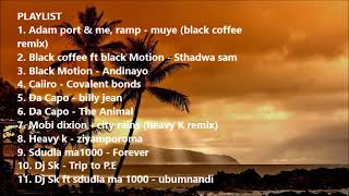 South Africa House Music Mix Happy New Year 02 Jan 2019