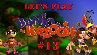 Let's Walk Through Banjo Kazooie – Part 13: The Answer is Always the Sphincter!