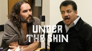 Russell Brand & Neil deGrasse Tyson Breakdown The Physical Realm VS The Spiritual Realm