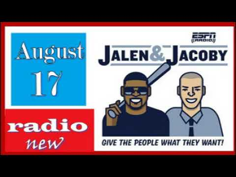 Jalen & Jacoby 2017-08-17 LeBron Travels, D-Wade's Buyout, Kawhi Cracks and More