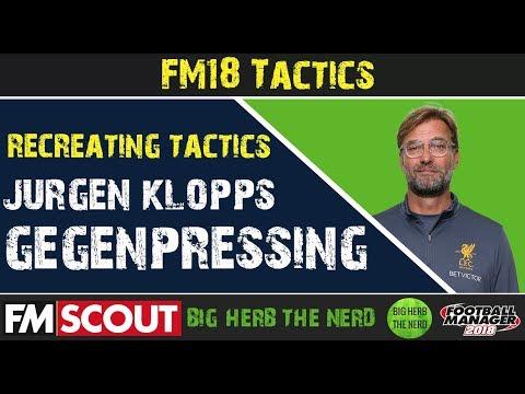 FM18 Tactics |