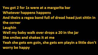 Repeat youtube video Jake Owen - Beachin' Lyrics
