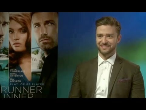Justin Timberlake Interview for Runner, Runner