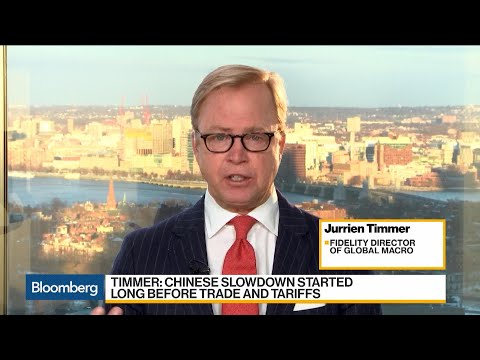 Chinas Slowdown Story Is Much Bigger Than Trade, Timmer Says