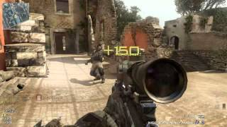 A REAL COOL CAT - MW3 Game Clip