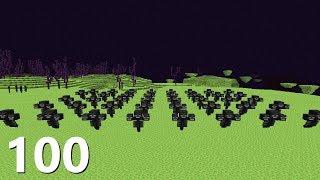 40 Witherów! Walka Życia! - SnapCraft III - [100] (Minecraft 1.14 Survival)