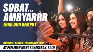 Download lagu DIDI KEMPOT - KETAMAN ASMORO - LIVE At Burn Out Festival, Solo
