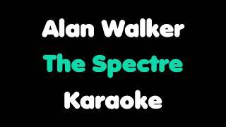Spectre karaoke with lyrics