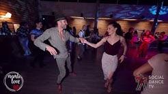 Oleg Sokolov & Natasha Chumakova - Salsa social dancing | Mambo.love 2018