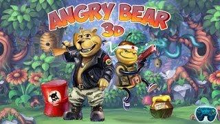 Angry Bear 3D игра на iOS