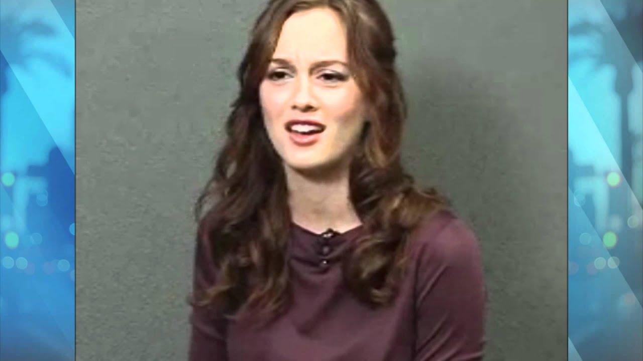 Leighton Meester gossip girl audition