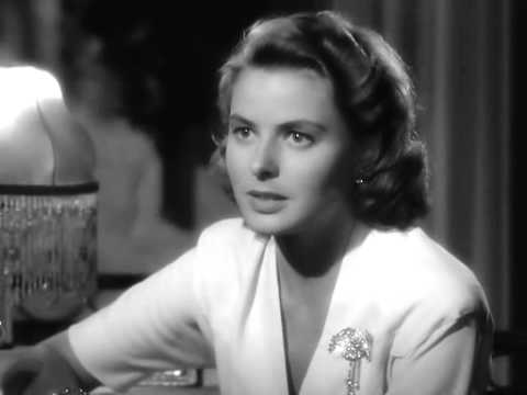 As time goes by - Casablanca (1942)