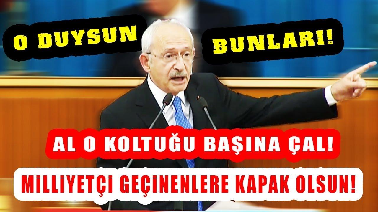 Kılıçdaroğlu'ndan Barış Pınarı Harekatı ile İlgili Erdoğan'a Ağır Sözler