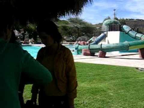 Los humanistas en temaca 1 llegando al balneario youtube - Balneario de la alameda ...